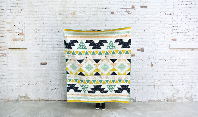 Warrior-Quilt-Pattern